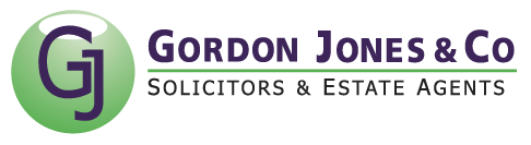 Gordon Jones Estate Agents Logo